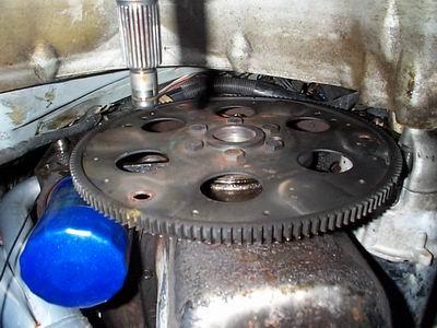 Installing a Torque Converter and Flexplate